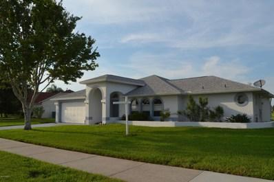 3784 Long Leaf Drive, Melbourne, FL 32940 - MLS#: 819520