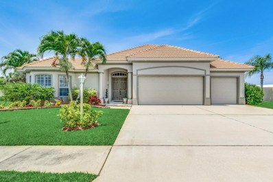 102 Wakefield Drive, Indian Harbour Beach, FL 32937 - MLS#: 819543
