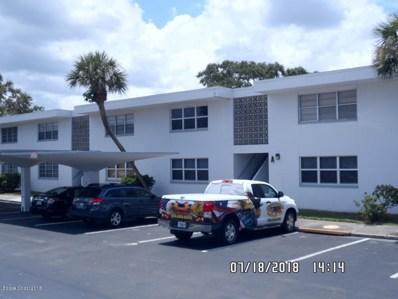 8401 N Atlantic Avenue UNIT A 14, Cape Canaveral, FL 32920 - MLS#: 819550
