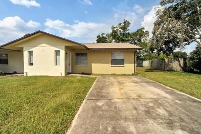 634 Leo Drive, Cocoa, FL 32926 - MLS#: 819562