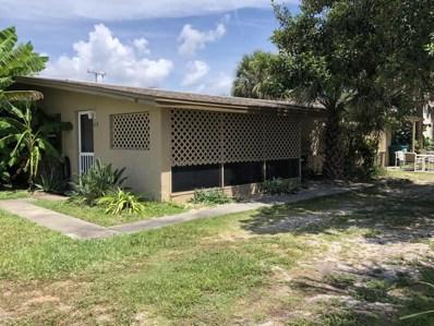 418 Lincoln Avenue, Cape Canaveral, FL 32920 - MLS#: 819582