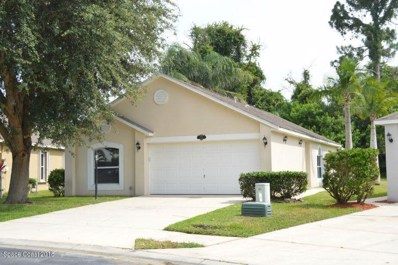 2217 Redwood Circle, Palm Bay, FL 32905 - MLS#: 819594