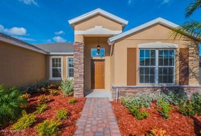680 Flowerwood Drive, Palm Bay, FL 32909 - MLS#: 819674