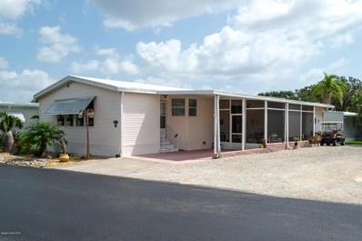 3012 Indian River Drive UNIT 237, Palm Bay, FL 32905 - MLS#: 819677