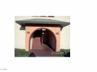 204 San Juan Circle UNIT 204, Melbourne, FL 32935 - MLS#: 819710