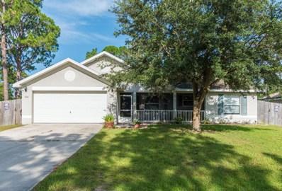 3122 Tropical Circle, Palm Bay, FL 32909 - MLS#: 819720