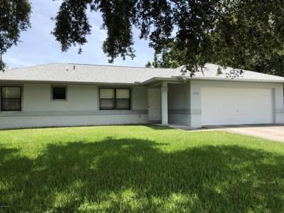 1530 NE Charles Boulevard, Palm Bay, FL 32907 - MLS#: 819768