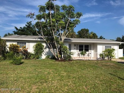 2335 Abalone Avenue, Indialantic, FL 32903 - MLS#: 819790