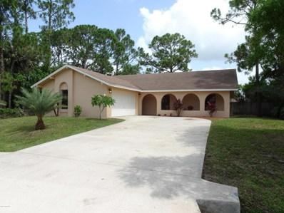 1775 MacKlin Street, Palm Bay, FL 32907 - MLS#: 819798