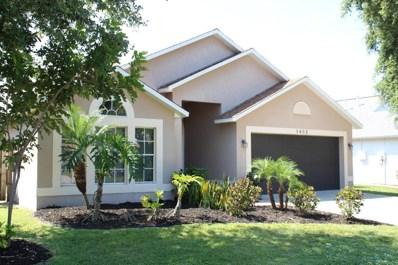1452 Crane Creek Boulevard, Melbourne, FL 32940 - MLS#: 819828