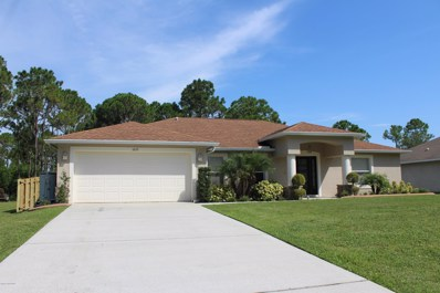 1033 Welco Street, Palm Bay, FL 32909 - MLS#: 819862