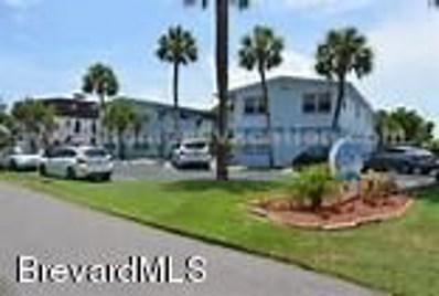 7165 Ridgewood Avenue UNIT 12, Cape Canaveral, FL 32920 - MLS#: 819866