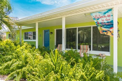 185 Cinnamon Drive, Satellite Beach, FL 32937 - MLS#: 819885