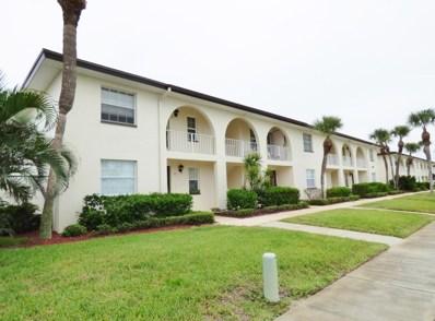 1045 Cheyenne Boulevard UNIT 27, Indian Harbour Beach, FL 32937 - MLS#: 819887