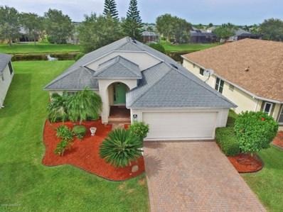 2956 Mondavi Drive, Rockledge, FL 32955 - MLS#: 819894