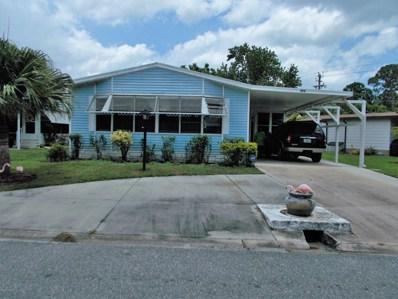 252 Kiwi Drive, Barefoot Bay, FL 32976 - MLS#: 819903