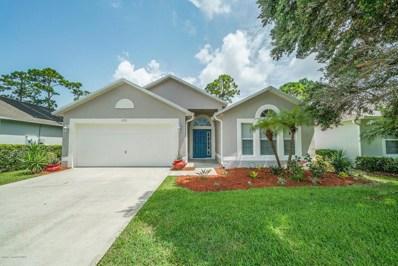 1772 Sawgrass Drive, Palm Bay, FL 32908 - MLS#: 819939
