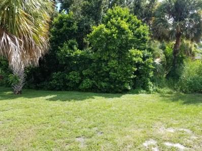 6070 Hull Street, Cocoa, FL 32927 - MLS#: 819941