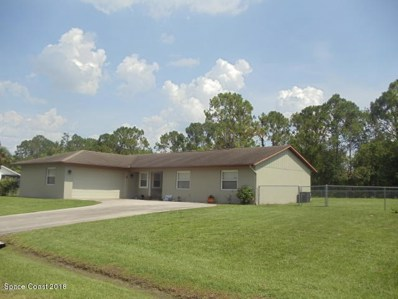 114 Naylor Street, Palm Bay, FL 32907 - MLS#: 819943