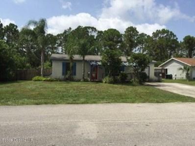 180 San Luis Street, Palm Bay, FL 32908 - MLS#: 819973