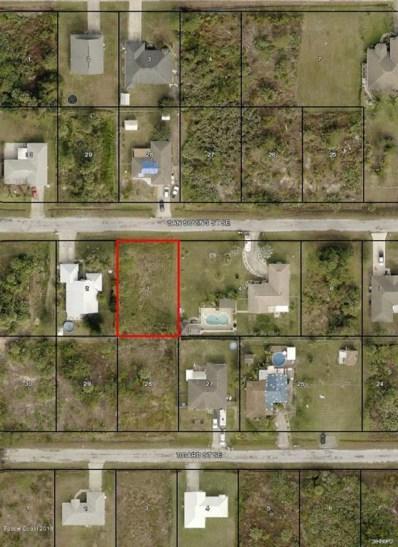 1620 San Soving Street, Palm Bay, FL 32909 - MLS#: 819976