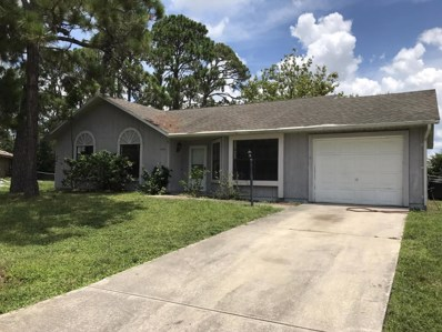 1095 Heath Avenue, Palm Bay, FL 32907 - MLS#: 819993