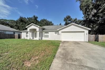 5860 Keystone Avenue, Cocoa, FL 32927 - MLS#: 820019