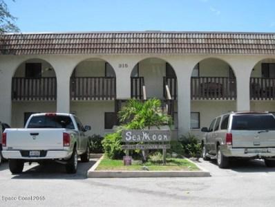 315 Buchanan Avenue UNIT 201, Cape Canaveral, FL 32920 - MLS#: 820028