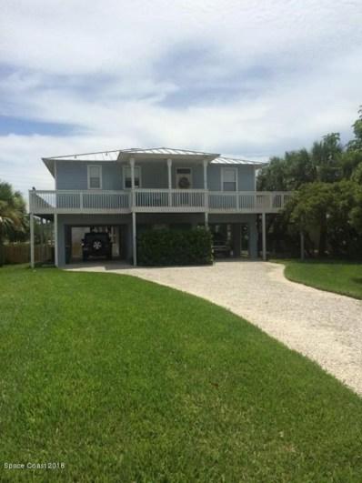5075 Palm Drive, Melbourne Beach, FL 32951 - MLS#: 820030