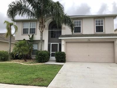 1793 Sawgrass Drive, Palm Bay, FL 32908 - MLS#: 820042