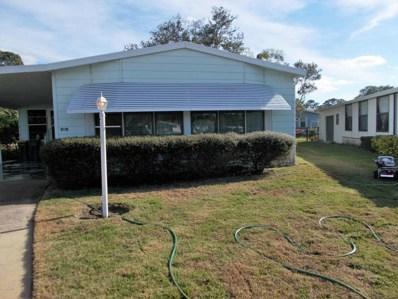 206 Almond Court, Barefoot Bay, FL 32976 - MLS#: 820049