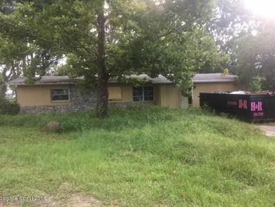 165 Petty Circle, Titusville, FL 32796 - MLS#: 820090