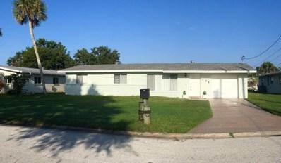 124 Deleon Road, Cocoa Beach, FL 32931 - MLS#: 820098