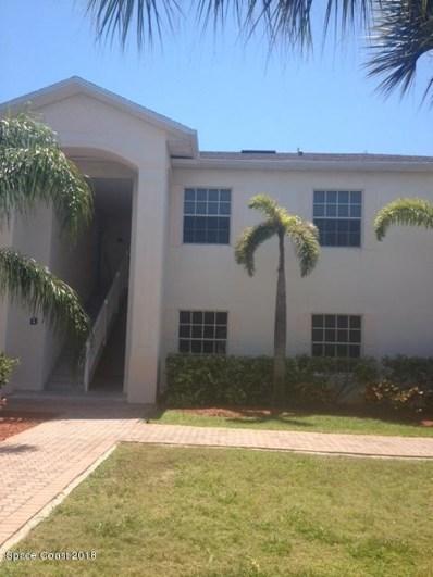 160 S Shepard Drive UNIT 15, Cocoa Beach, FL 32931 - MLS#: 820109
