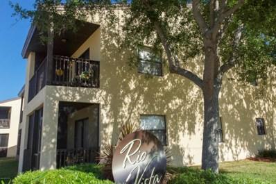 5630 N Banana River Boulevard UNIT 43, Cocoa Beach, FL 32931 - MLS#: 820110