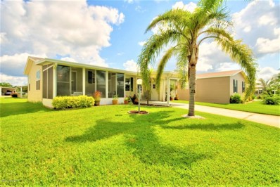 214 Outer Drive, Cocoa, FL 32926 - MLS#: 820113