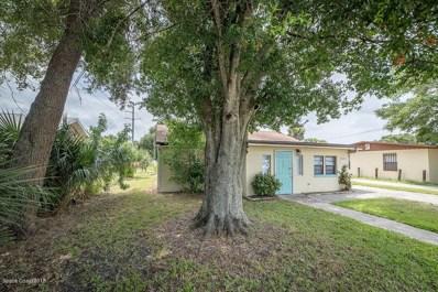712 S Wilson Avenue, Cocoa, FL 32922 - MLS#: 820116