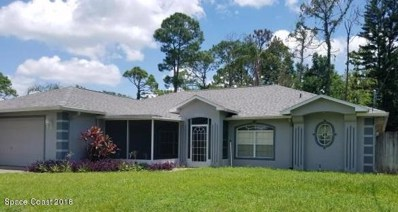 6157 Dees Road, Cocoa, FL 32927 - MLS#: 820175