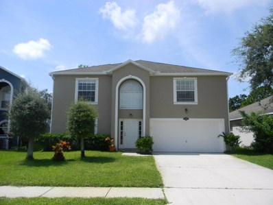 2973 Chica Circle, West Melbourne, FL 32904 - MLS#: 820178
