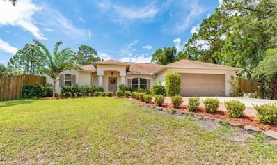 230 Falls Church Street, Palm Bay, FL 32908 - MLS#: 820196