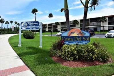 5800 N Banana River Boulevard UNIT 215, Cape Canaveral, FL 32920 - MLS#: 820251