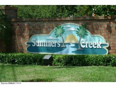 242 Summers Creek Drive, Merritt Island, FL 32952 - MLS#: 820267