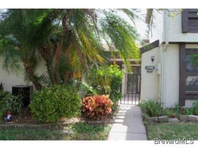 1440 NE Sheafe Avenue UNIT 105, Palm Bay, FL 32905 - MLS#: 820272