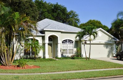 616 Heather Stone Drive UNIT 0, Merritt Island, FL 32953 - MLS#: 820273