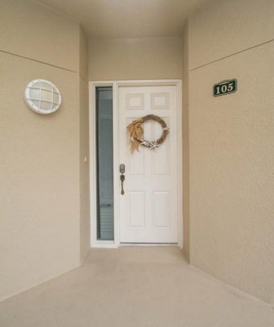 6005 Us Highway 1 UNIT 105, Rockledge, FL 32955 - MLS#: 820279