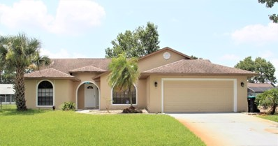 1772 Sayabec Street, Palm Bay, FL 32907 - MLS#: 820283