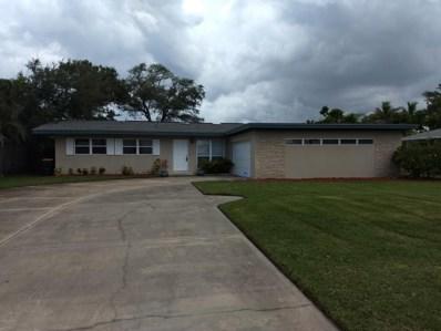 174 Antigua Drive, Cocoa Beach, FL 32931 - MLS#: 820286