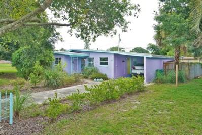 416 Thomas Avenue, Cocoa, FL 32922 - MLS#: 820303