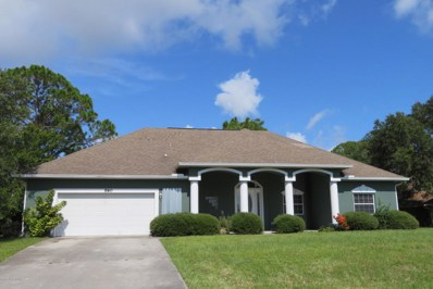 590 Londonderry Circle, Palm Bay, FL 32909 - MLS#: 820312