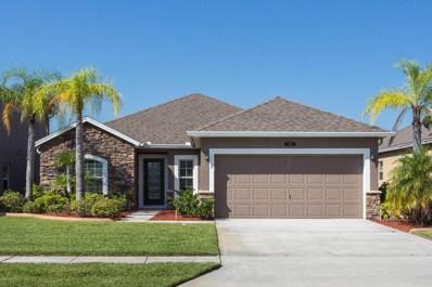 2372 NW Snapdragon Drive, Palm Bay, FL 32907 - MLS#: 820329